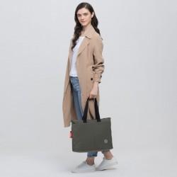 Жіноча сумка Kipling CHIKA Cool Moss (75U) KI3031_75U