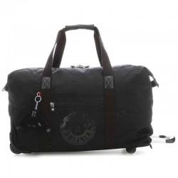 Дорожная сумка на колесах Kipling ART ON WHEELS M Black Limited (F45) KI4002_F45