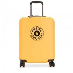 Чемодан Kipling CURIOSITY S Vivid Yellow Nc (51J) S Маленький KI3024_51J