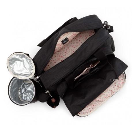 Жіноча сумка Kipling CAMAMA Dazz Black (H53) K13556_H53