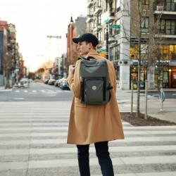 Рюкзак для ноутбука Kipling YANTIS Cool Moss (75U) KI3323_75U