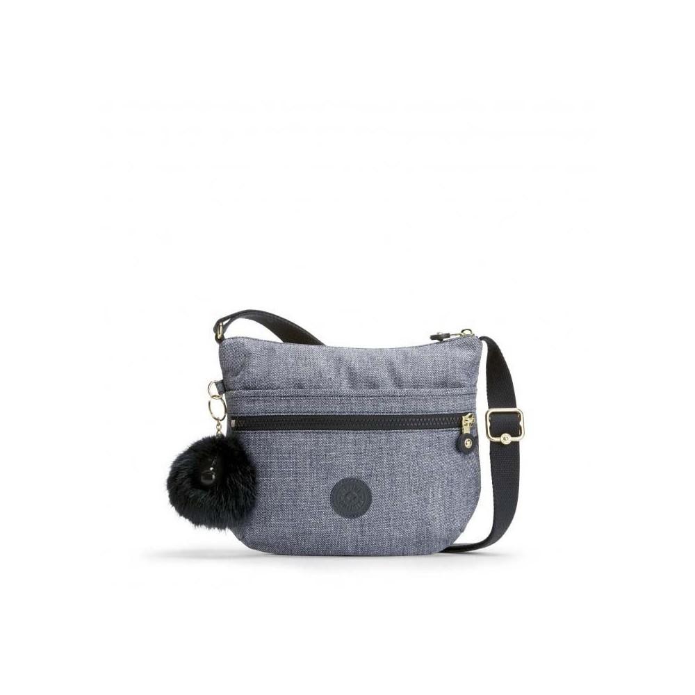 Сумочка Kipling ARTO S Cotton Jeans (F27) K10146_F27
