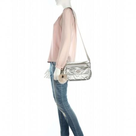 Женская сумка Kipling SYRO Silver Beige (02R) K12482_02R