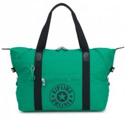 Женская сумка Kipling ART M Lively Green (28S) KI2522_28S