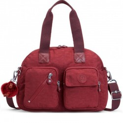 Женская сумка Kipling DEFEA UP Burnt Carmine C (47F) KI2500_47F