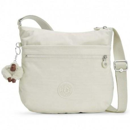 Женская сумка Kipling ARTO Tile White (W44) K19911_W44