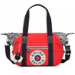 Женская сумка Kipling ART MINI Active Red Bl (17M) K01327_17M