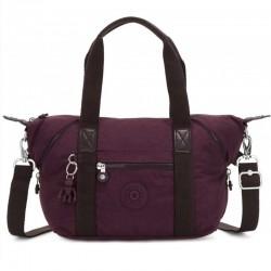 Женская сумка Kipling ART MINI Dark Plum (51E) K01327_51E