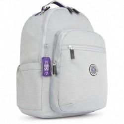 Рюкзак для ноутбука Kipling SEOUL Grey Ripstop (55O) KI5543_55O