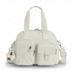 Женская сумка Kipling DEFEA Tile White (W44) K13636_W44