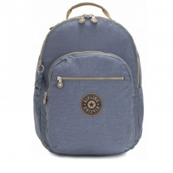 Рюкзак для ноутбука Kipling SEOUL XL Stone Blue Bl (L65) KI3864_L65