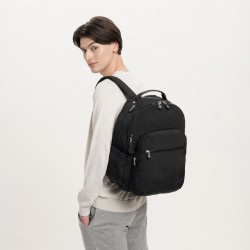 Рюкзак для ноутбука Kipling SEOUL Black Noir (P39) KI5210_P39