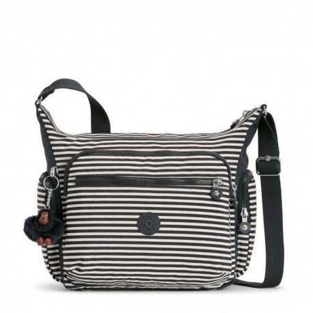 Женская сумка Kipling GABBIE Marine Stripy B (09T) K15255_09T