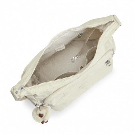 Жіноча сумка Kipling GABBIE Tile White (W44) K15255_W44