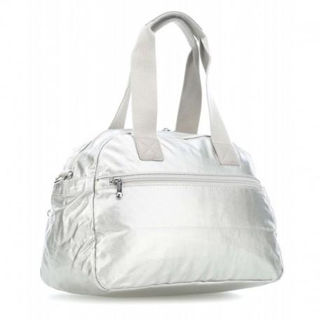 Женская сумка Kipling DEFEA Silver Beige (02R) K18217_02R