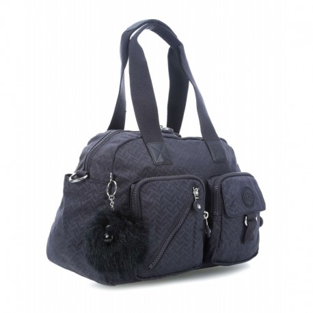Женская сумка Kipling DEFEA Night Blue Emb (L12) K18217_L12
