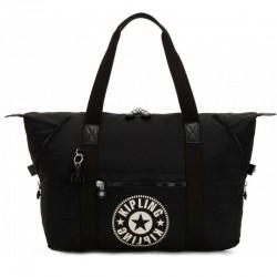 Женская сумка Kipling ART M Lively Black (51T) KI2522_51T