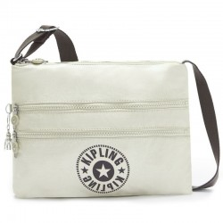 Жіноча сумка Kipling ALVAR Dynamic Silver (G32) K12472_G32