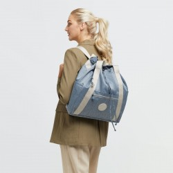 Сумка-рюкзак Kipling ART BACKPACK M Blue Jeans Bl (G89) KI6184_G89