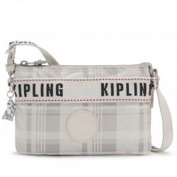 Сумочка / Клатч Kipling CREATIVITY XB Soft Plaid Bl (95X) KI6463_95X