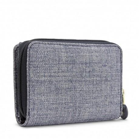 Портмоне Kipling NEW MONEY Cotton Jeans (F27) K13886_F27