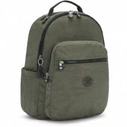 Рюкзак для ноутбука Kipling SEOUL Green Moss (88D) KI5210_88D