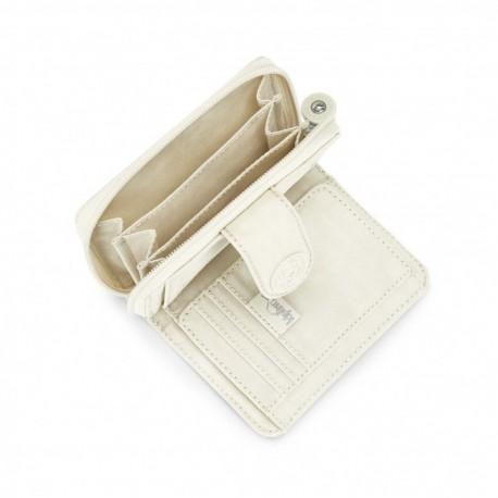 Портмоне Kipling NEW MONEY Tile White (W44) K13891_W44