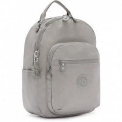 Рюкзак для ноутбука Kipling SEOUL S Grey Gris (89L) KI4082_89L