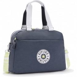 Дорожная сумка Kipling DENY Grey Slate Bl (Z60) KI3150_Z60