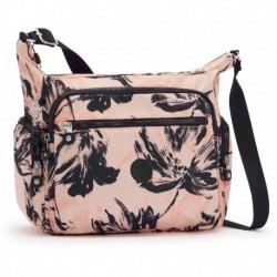 Женская сумка Kipling GABBIE Coral Flower (TQ9) KI3186_TQ9
