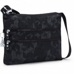 Женская сумка Kipling ALVAR Mysterious Grid (R19) KI3066_R19