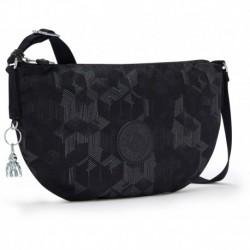 Женская сумка Kipling EMELIA Mysterious Grid (R19) KI2914_R19