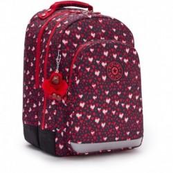 Рюкзак для ноутбука Kipling CLASS ROOM Heart Festival (FB7) KI7090_FB7