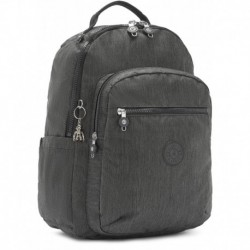 Рюкзак для ноутбука Kipling SEOUL Black Peppery (78S) KI6363_78S