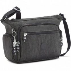 Жіноча сумка Kipling GABBIE S Black Peppery (78S) KI2899_78S