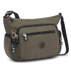 Жіноча сумка Kipling GABBIE S Green Moss (88D) KI2531_88D