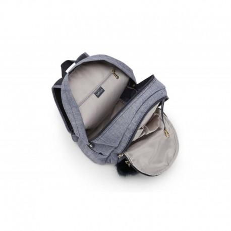 Рюкзак Kipling CLAS CHALLENGER Cotton Jeans (F27) K12474_F27