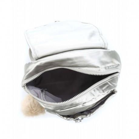 Рюкзак Kipling CITY PACK S Silver Beige (02R) K15641_02R