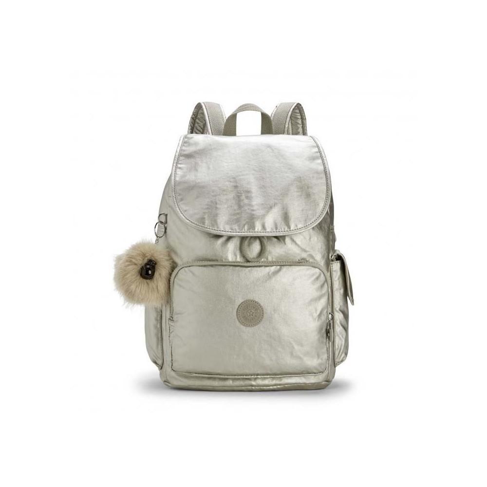 Рюкзак Kipling CITY PACK Silver Beige (02R) K24681_02R