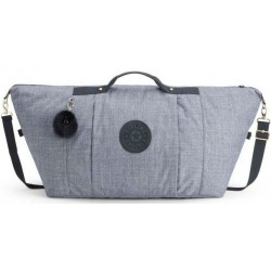 Дорожная сумка Kipling ADONIS L Cotton Jeans (F27) K25129_F27