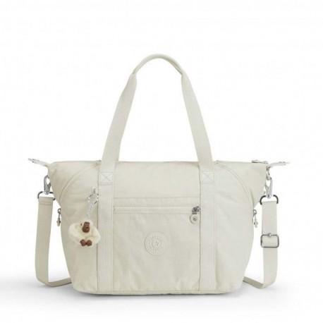 Жіноча сумка Kipling ART Tile White (W44) K10619_W44