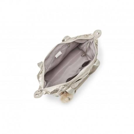 Женская сумка Kipling ART Silver Beige (02R) K21091_02R