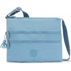 Женская сумка Kipling ALVAR Blue Mist (M81) K13335_M81