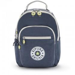 Рюкзак для ноутбука Kipling SEOUL S Grey Slate Bl (Z60) KI4082_Z60