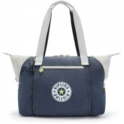 Женская сумка Kipling WELLNESS ART M Grey Slate Bl (Z60) KI4277_Z60