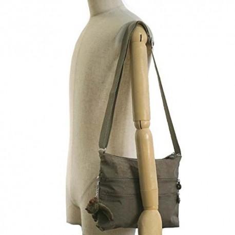 Жіноча сумка Kipling ALVAR True Beige (77W) K13335_77W