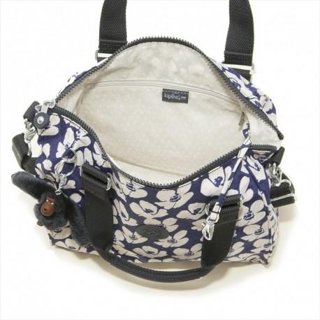 Женская сумка Kipling AMIEL Bold Flower (24X) K15371_24X