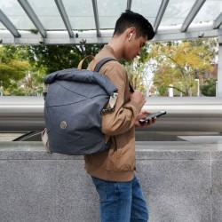 Рюкзак для ноутбука Kipling REDRO Casual Grey (23V) KI4541_23V