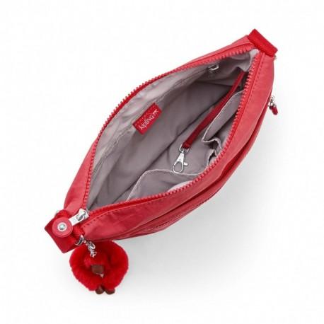 Женская сумка Kipling ARTO Spicy Red C (T69) K19911_T69