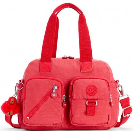 Женская сумка Kipling DEFEA Spicy Red C (T69) K13636_T69